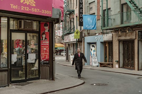 People of Chinatown