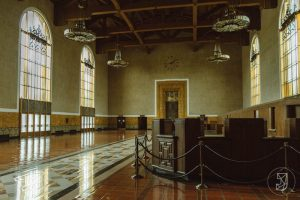 union station hall